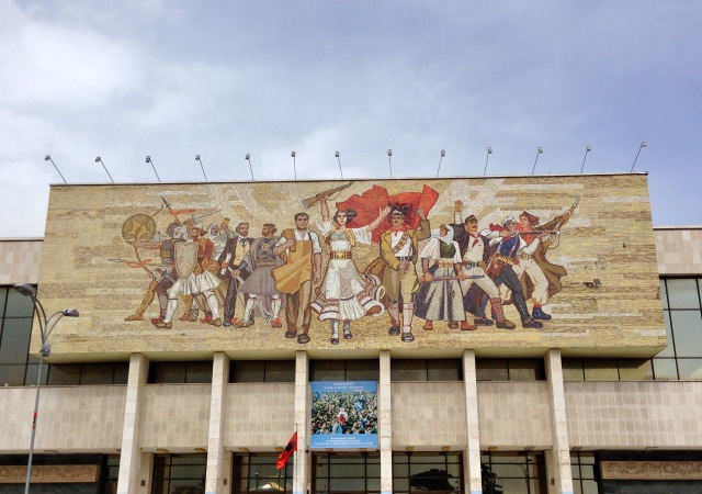 Museum of National History, Tirana